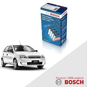 Cabo de Ignição Orig. Bosch Corsa 1.8 8v SOHC MPFI Gas 02-12
