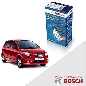 Cabo de Ignição Original Bosch Picanto 1.0 e 1.1 Gas 04-11