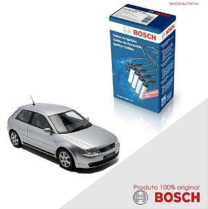 Cabo de Ignição Original Bosch A3 1.8 20v  Gas 99-06