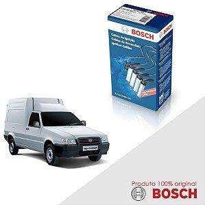 Cabo de Ignição Bosch Fiorino Furgão 1.3 Fire Gas 03-06