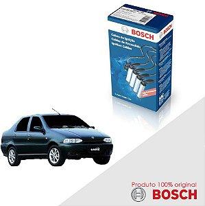 Cabo de Ignição Orig. Bosch Siena G1 1.3 16v Fire Gas 00-03