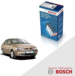 Cabo de Ignição Orig. Bosch Siena G2 1.4 8v Fire  Gas 06-07