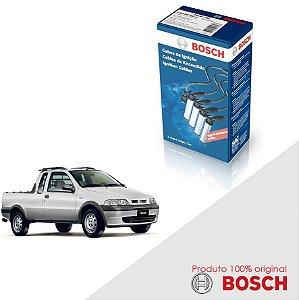 Cabo de Ignição Bosch Strada G1 1.6 16v Fiasa Step Gas 98-03