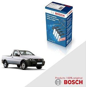Cabo de Ignição Bosch Strada G3 1.8 16v E.torQ Flex 10-12