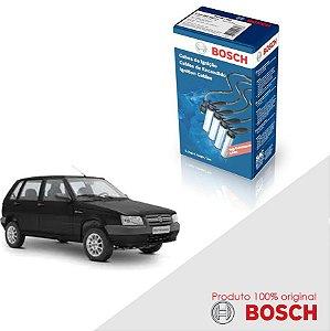 Cabo de Ignição Bosch Uno G2 Mille 1.0 8v Fire Flex 04-06