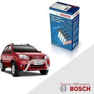 Cabo de Ignição Bosch Ecosport 1.6 8v Zetec Rocam Flex 07-10