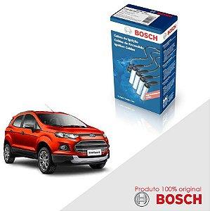 Cabo Ignição Bosch Nova Ecosport 1.6 16v Sigma  Flex 12-17