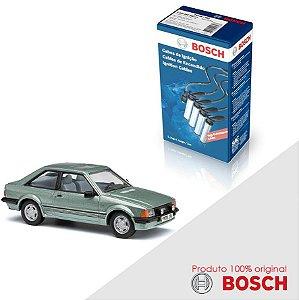 Cabos de Ignição Bosch Escort 1.8 8v AP1800 Alc 89-91