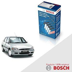 Cabo de Ignição Bosch Escort G2 1.8 8v Zetec-S Gas 96-02