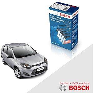Cabo Ignição Bosch Fiesta G4 1.6 8v Zetec Rocam  Flex 10-14