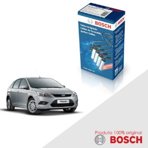 Cabo de Ignição Bosch Focus G2 2.0 16v Duratec HE Gas 08-16