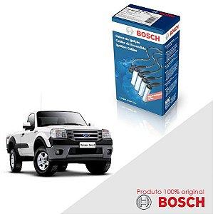 Cabo de Ignição Original Bosch Ranger 2.3 16v DOHC Gas 01-12