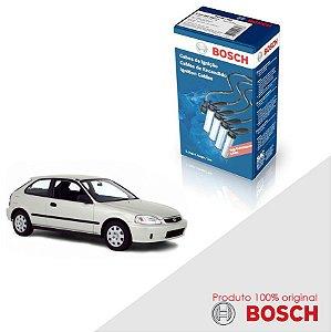 Cabo de Ignição Original Bosch Civic 1.6 16V  Gas 97-00