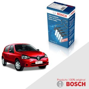 Cabo de Ignição Original Bosch Clio 1.6 8v K7M Gas 96-99