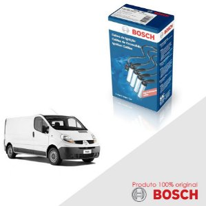 Cabo de Ignição Original Bosch Trafic 2.0 8v f3r Flex 99-02