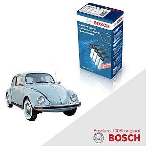 Cabo de Ignição Original Bosch Fusca 1.6 8v  Gas 93-96