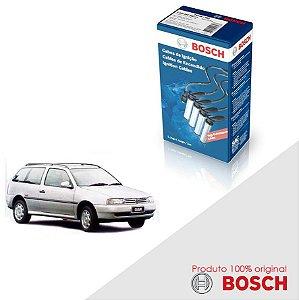 Cabo Ignição Bosch Parati G2 1.0 16v AT Gas 97-99