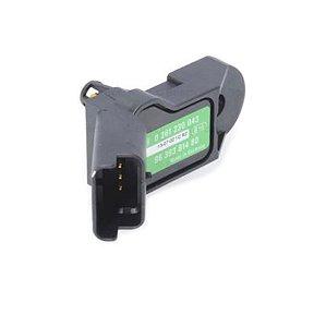 Sensor pressão coletor Citroen C3 1.4 8V Flex 05-14 Bosch