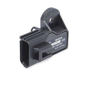 Sensor pressão coletor Volvo S40 G2 1.8 04-10 Orig. Bosch