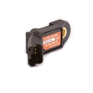 Sensor pressão coletor Peugeot 407 2.0i / SW 04-05 Bosch