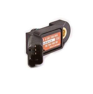 Sensor pressão coletor Laguna G2 3.0 V6 24V 01-07 Bosch