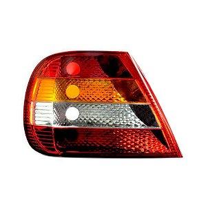 Lanterna Traseira Siena  01-03 Lado Esquerdo Cristal  Arteb