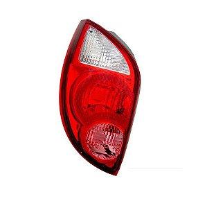Lanterna Traseira Ka 02-07 Lado Esquerdo Cristal Orig. Arteb