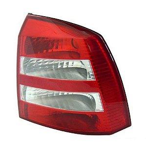 Lanterna Traseira Astra Hatch 03-11 L. Esquerdo Cristal Arteb