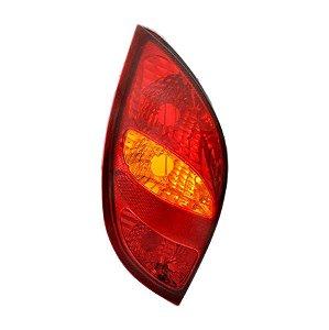 Lanterna Traseira Celta 01-05 Lado Esquerdo Cristal Arteb
