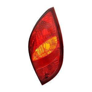 Lanterna Traseira Celta 01-05 Lado Direito Cristal Arteb