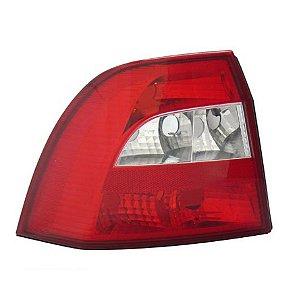 Lanterna Traseira Vectra 00-05 Lado Esquerdo Cristal  Arteb