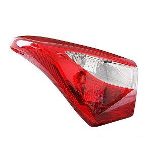 Lanterna Traseira HB20 Sedan  14-16 Lado Esquerdo  Arteb
