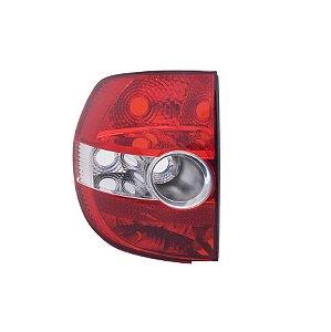 Lanterna Traseira Fox 04-10 Lado Esquerdo Cristal  Arteb