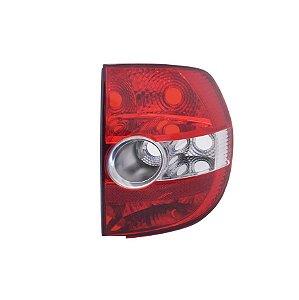 Lanterna Traseira Fox 04-10 Lado Direito Cristal  Orig Arteb