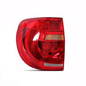 Lanterna Traseira Fox 11-14 Lado Esquerdo Cristal  Arteb