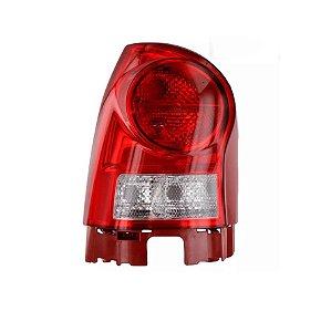 Lanterna Traseira Gol G4 06-09 Lado Esquerdo Cristal Arteb