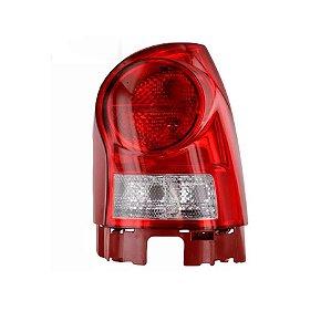 Lanterna Traseira Gol G4 06-09 Lado Direito Cristal Arteb
