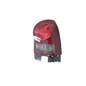 Lanterna Traseira Gol Power G4 06-09 Lado Direito Fumê Arteb