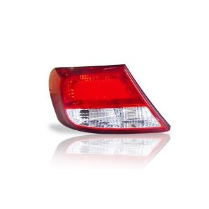 Lanterna Traseira Gol G5 09-12 Lado Esquerdo Cristal Arteb