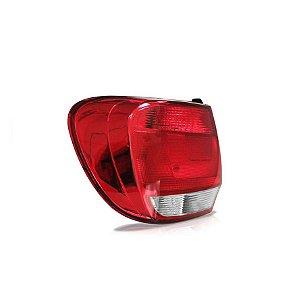 Lanterna Traseira Gol G6 13-16 Lado Esquerdo Cristal Arteb
