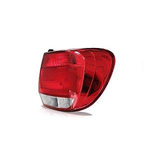 Lanterna Traseira Gol G6 13-16 Lado Direito Cristal Arteb