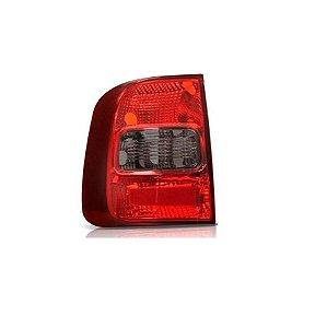 Lanterna Traseira Saveiro G6 13-14 Lado Esquerdo Fumê Arteb