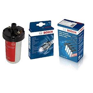 Cabo Velas Bobina Orig Bosch Royale 1.8 8v AP1800 Gas 94-96