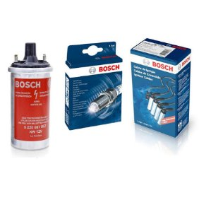 Cabo Velas Bobina Orig Bosch Royale 2.0 8v AP2000 Gas 92-93
