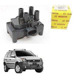Bobina Orig Bosch Ecosport 1.0 8v Zetec Rocam Gasolina 03-06