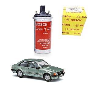 Bobina Orig Bosch Escort 1.6 8v CHT1600 Gasolin/Alcool 83-89