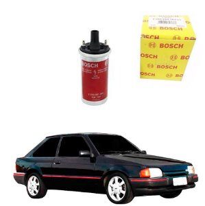 Bobina Orig Bosch Escort Hobby 1.6 8v AE1600 Gasolina 93-96