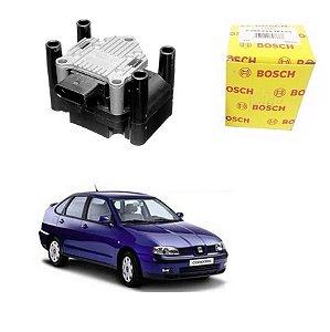 Bobina Original Bosch Cordoba 1.6 8v AKL Gasolina 99-04
