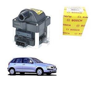 Bobina Original Bosch Ibiza 1.8 8v ACC/ADZ Gasolina 94-99