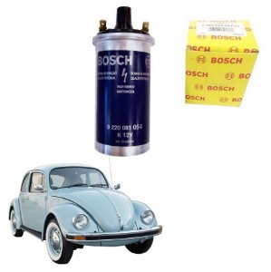 Bobina Original Bosch Fusca 1.5 8v  Gasolina 70-75